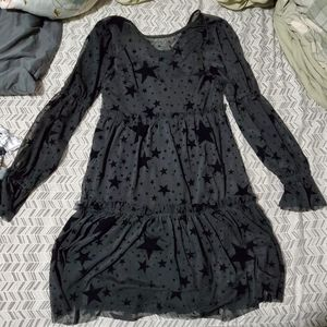 Disturbia witchy star dress